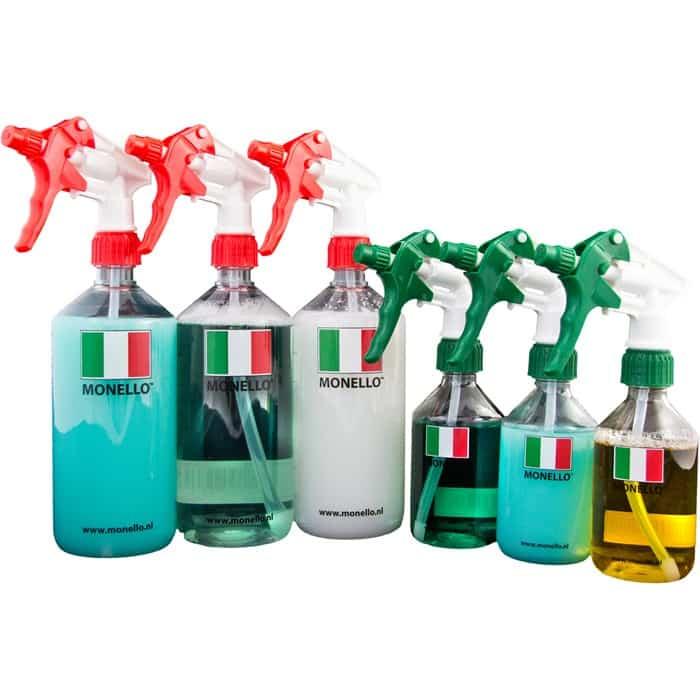 blandeflasker